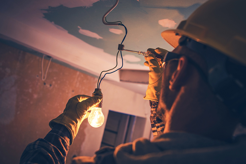 Electrician Courses in Warrington Cheshire