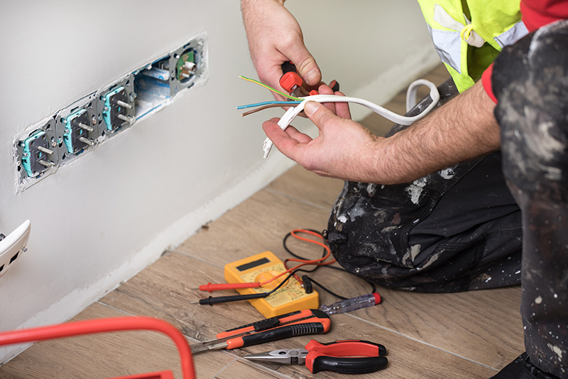 Emergency Electrician in Warrington Cheshire